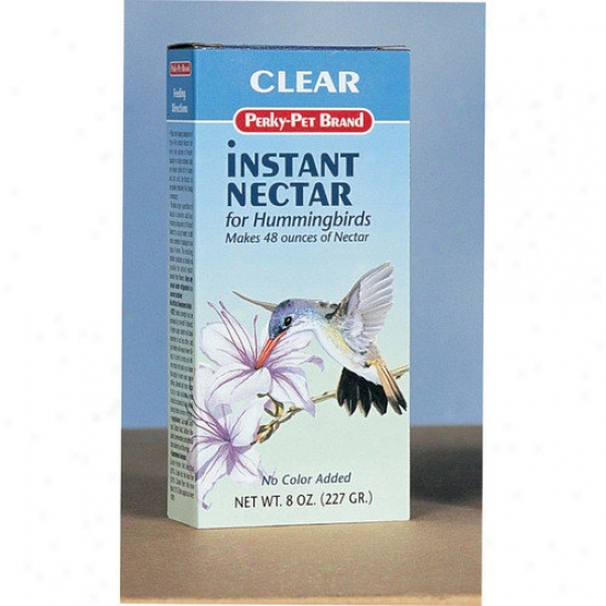 Perky Pet Clear Nectar Bird Food