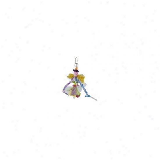 Prevue Hendryx Calypso Creations Celebration Small Bird Toy