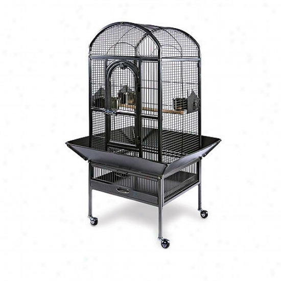 Prevue Hendryx Dometop Bird Cage, Small