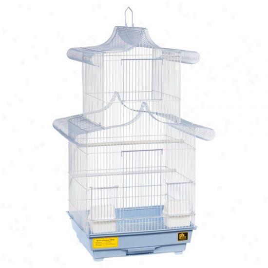 Prevue Hendryx Pagoda Cockatiel Cage