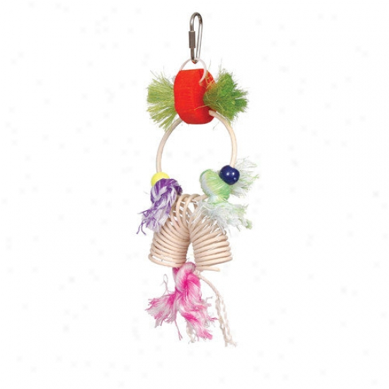 Prevue Hendryx Stick Stax Bundles Of Fun Small Bird Toy