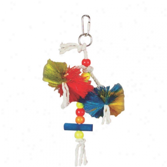 Prevue Hendryx Tropical Teasers Bird Toy
