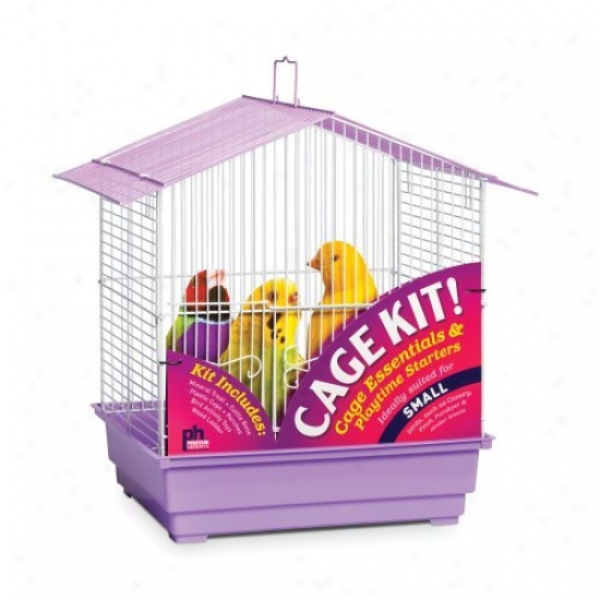 Prevue Pet Products Huse Top Bird Cage Kit