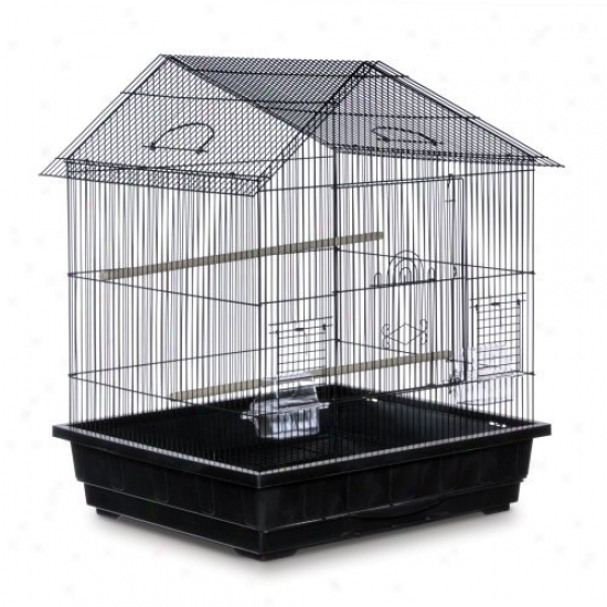 Prevue Favorite Products Offset Roof Parakeet Cage