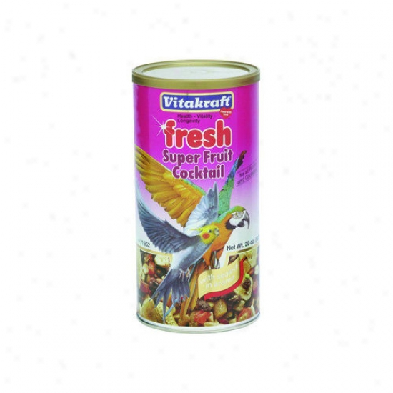 Vitakraft Super Fruit Cocktail Bird Treat