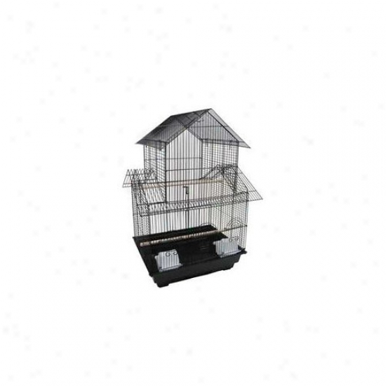 Yml 3/8'' Pagoda Top Bird Cage