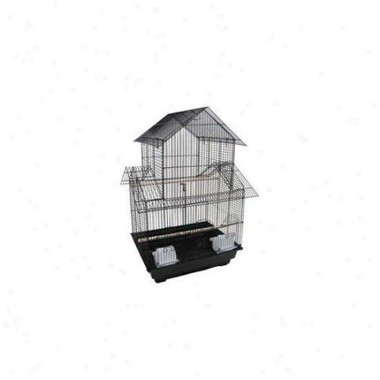 Yml 3/8'' Pagoda Top Bird Cage