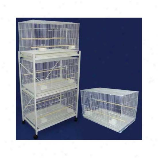 Yml Four Medium Bird Breeding Cages