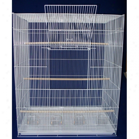 Yml Lot Of Four Large Bird Breeding Cages