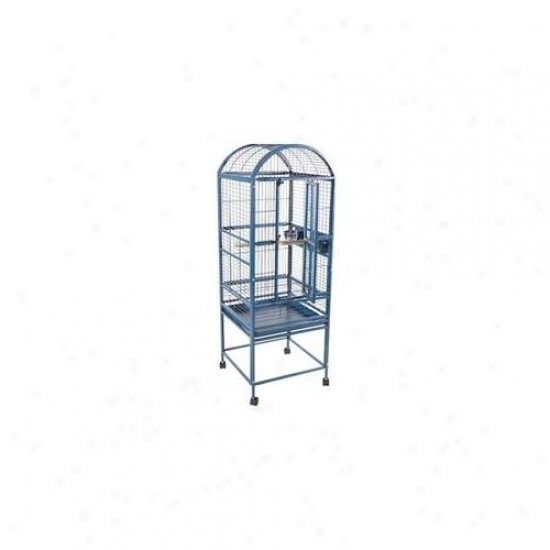 A&e Cages Ae-9001818 High Rise Building Top Cage - Black