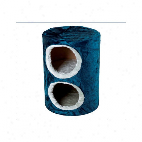 Abc Pet 2 Story Fur Cat Condo