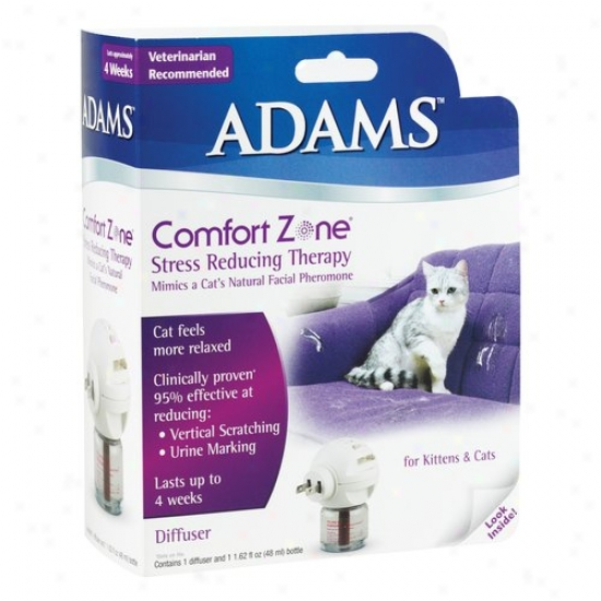 Adams Comfort Zone Diffuser With Refill