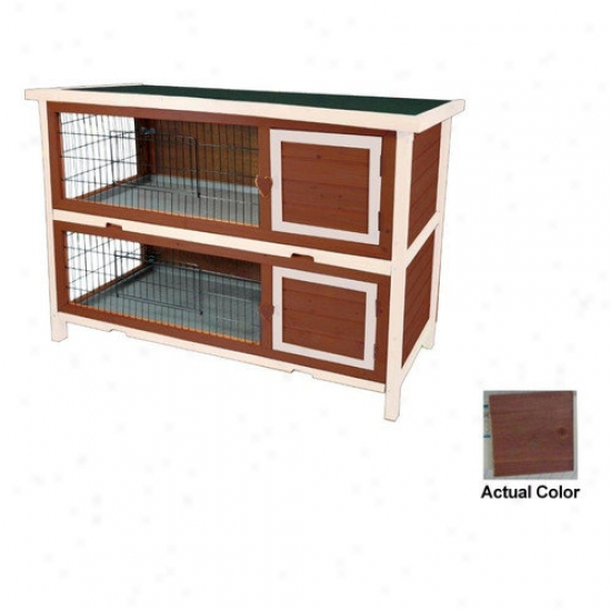 Advantek Tue Duplex Rabbit Hutch
