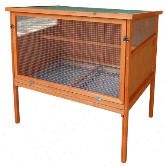 Advantek The Urban Coop Poultry Hutch