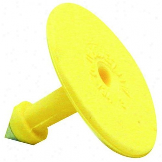 Allflex Usa Gsmy Allflex Male Tag Button Blank
