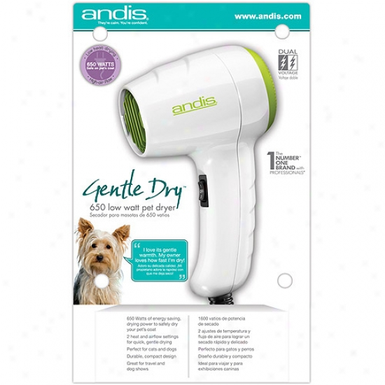 Andis Gentle Dry Pet Dryer