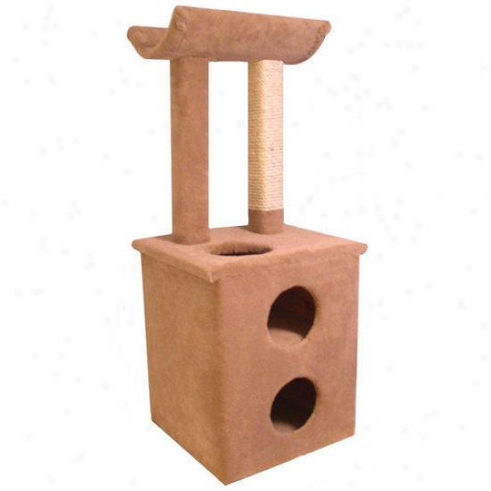Animal Stuff 47'' The Pepper Cat Tree