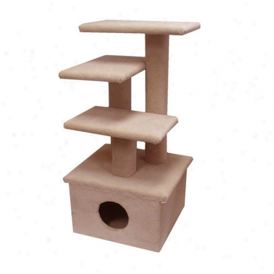Animal Stuff The Scruff Jr. Cat Tree