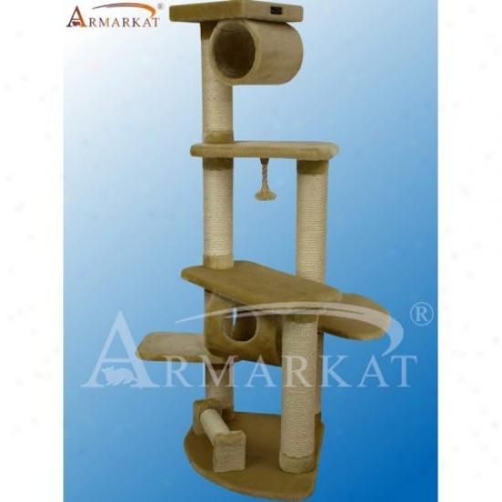 Armarkat Cat Jungle Gym Pet Furniture Condo Scratcher - A7463b