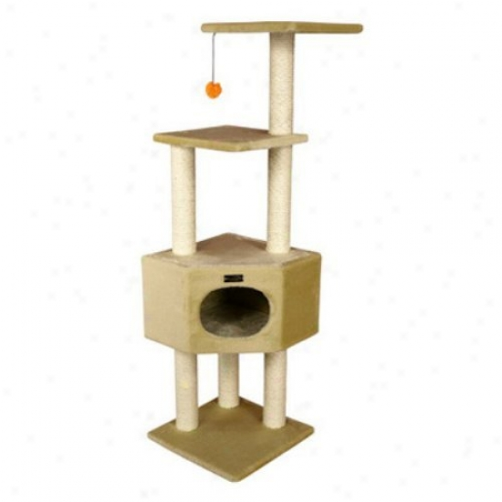 Armarkat Cat Tree Pet Furniture Condo - A5201