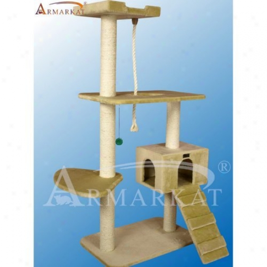 Armarkat Cat Tree Pet Furnniture Condo Scratcher - A5801