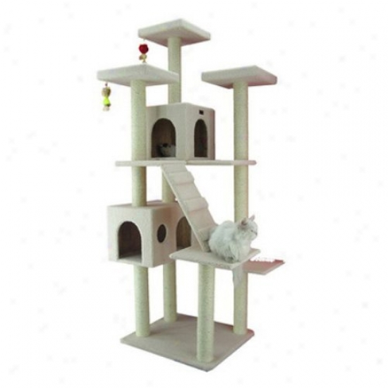 Armarkat Cat Tree Angry mood Equipage Condo Scratcher - B7701