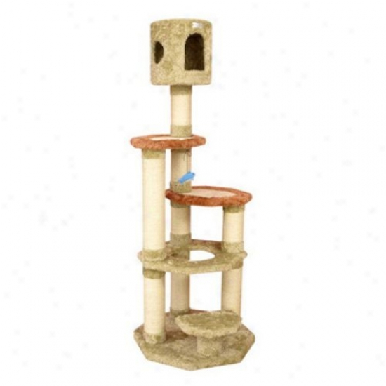 Armarkat Premium Cat Condo Pet Furniture - X6606