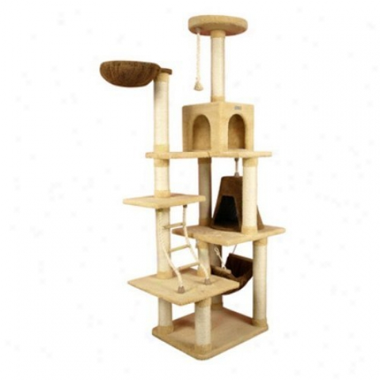 Armarkat Premium Cat Condo Fondle Furniture - X7805