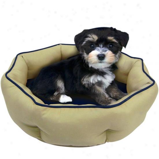 Aspca Orthopedic Round Cuddle Bed