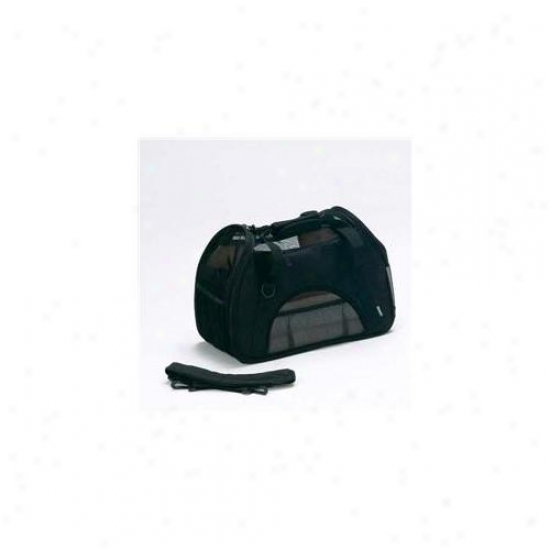 Bergan Ber-88044 Comfort Carrier Black Small