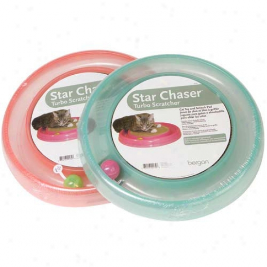Bergan Pet Products Starchaser Turbo Linerboard Cat Scratcher