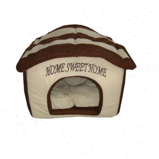 Best Pet Supplies Sweet House Pet Bed