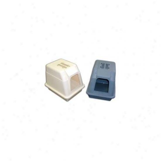 Blinky 6500 Covered Litter Tray - Pack Of 6