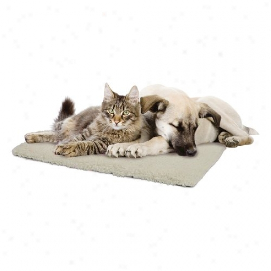California Innovations Furimals Warming And Cooling Pet Mat, Large, Beige