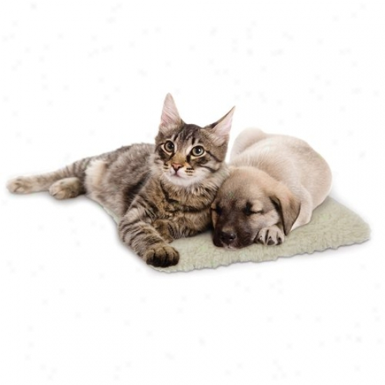 California Innovations Furimals Warming And Cooling Pet Mat, Small, Beige