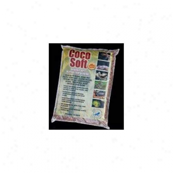 Carib Sea Scs24210 Blue Iguana Coco Soft Fiber 24qt