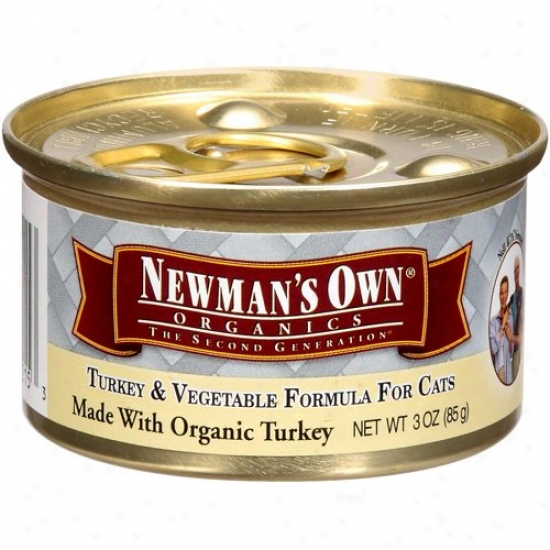 Cat Canned Turkey Veggie -, Pack Of 24