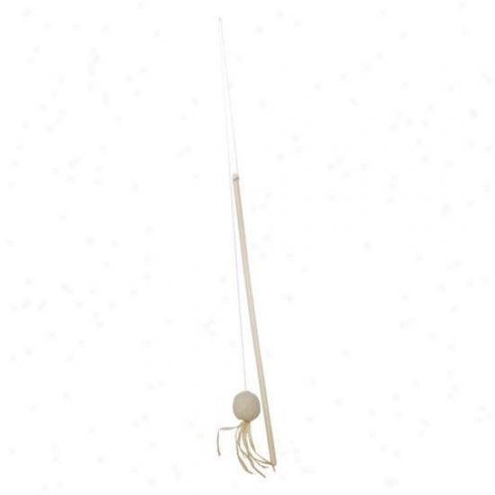 Catit Canvas Ball Forward A Stick