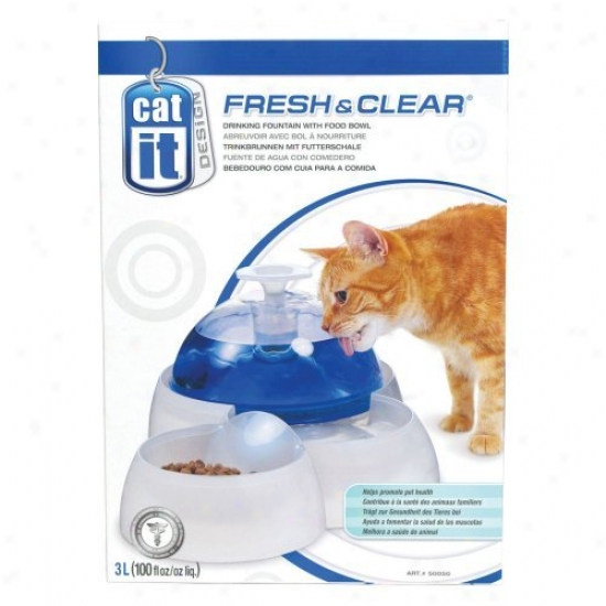 Catit Cat/puppy Waterer