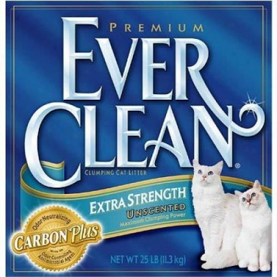 Clorox Petcare 71213/60417 Ever Clean Cat Litter - 25 Lbs.