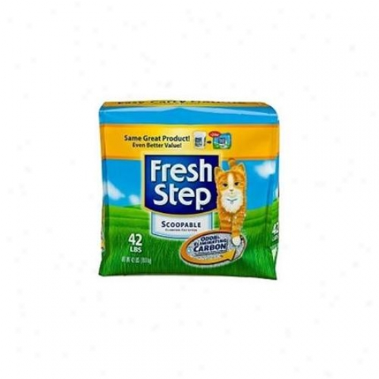 Clorox Ptcare Products 377539 Fresh Step Scoop
