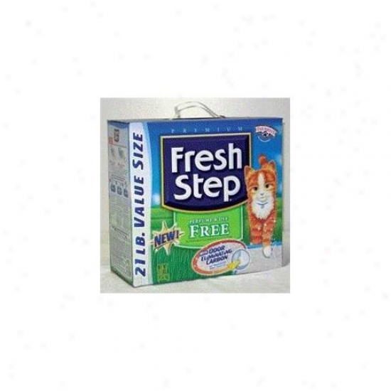 Clorox Petcare Products - Fresh Step Litter- Fragrance Free 20 Pound - 30441-13111