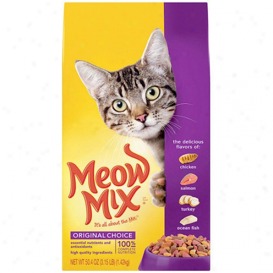 Del Monte Meow Join Original Choice Cat Food