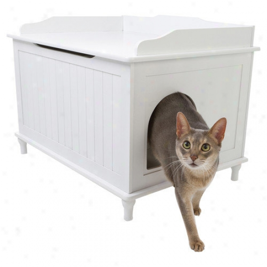 Designer Pet Products Bedding of straw Box Enclosure