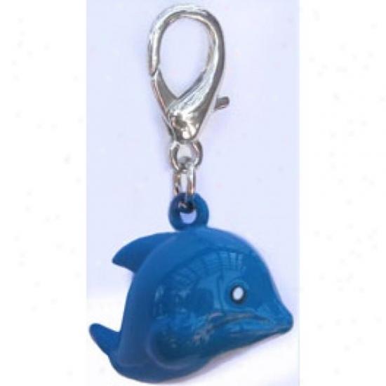 Diva-dog 11754149 Jingle Bell Dolphin Charm