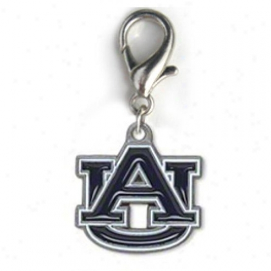 Diva-dog 8779682 Auburn University Team Logo Charm