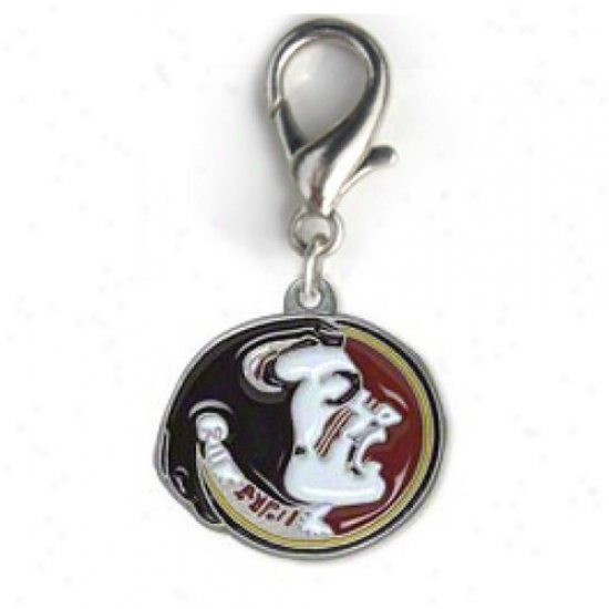 Diva-dog 8779687 Florida State Seminoles Team Logo Charms Exclusively From Diva-dog