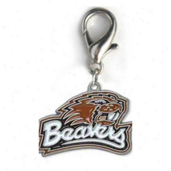 Diva-dog 8779700 Oregon State Beavers Team Logo Charms
