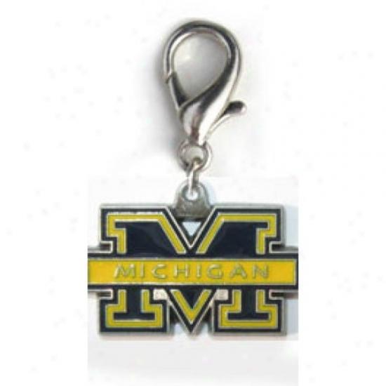 Diva-dog 9475291 Michigan Sgate Team Logo Charms