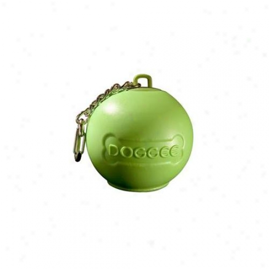 Dogee Bag Dispenser - Green